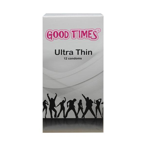 Good Times Ultra Thin Condom / Kondom - 12's