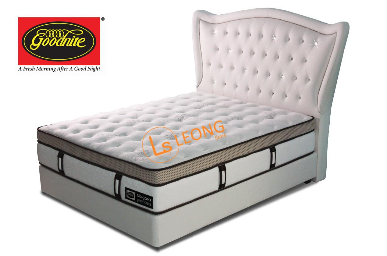Goodnite cs1008 queen king size headboard divan only bed frames