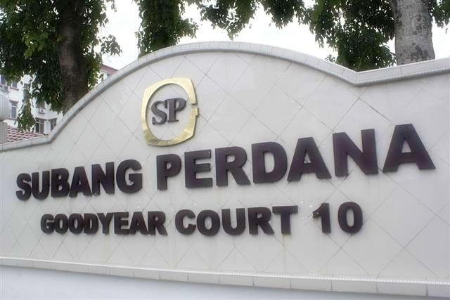 Goodyear Court 10 Apartment for sale, With Lift, USJ 15, Subang Jaya
