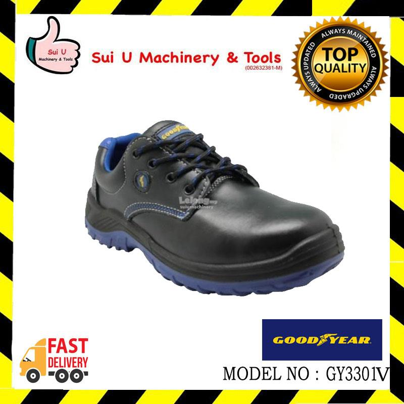 GOODYEAR GY3301V Professional Safety Shoes Footware Wing Comfi Size 41