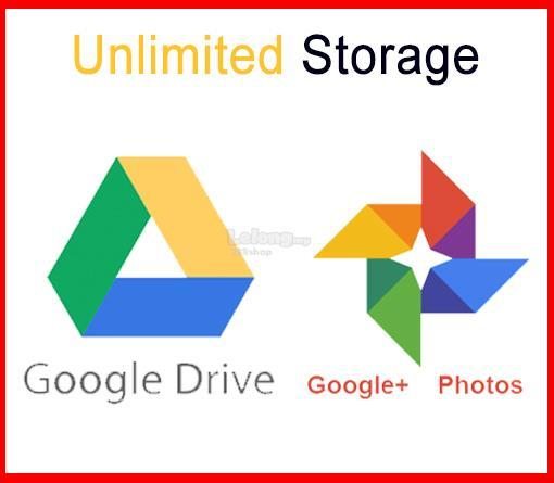 Google Drive Unlimited Storage (Lifetime Access) 100% Guarantee