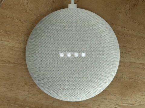 New Google Home Mini 2017
