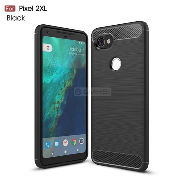 los angeles 608ad 32c26 Google Pixel 1 2 XL Rugged Tough Slim Armor TPU Bumper Back Cover Case