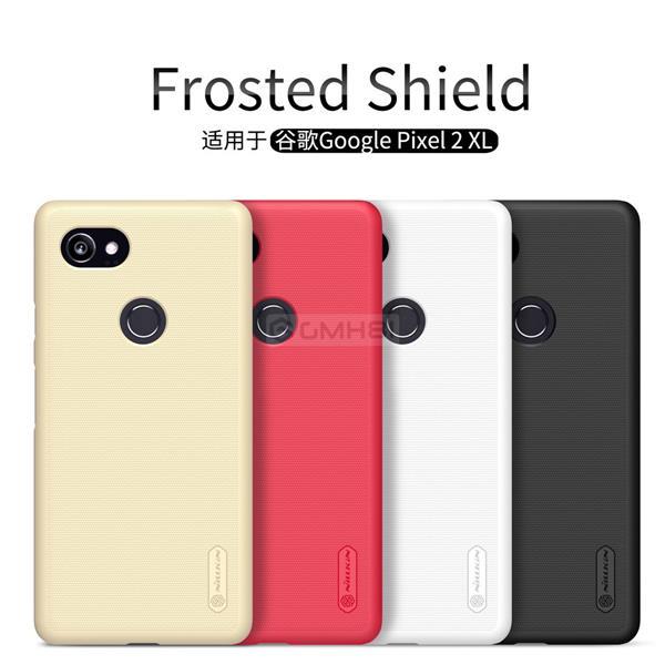 Google Pixel 2 XL Nillkin Super FROSTED Shield Hard Back Cover Case. ‹ ›
