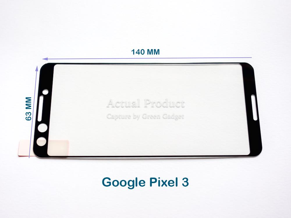 Google Pixel 3 Full Glue Screen Protector Tempered Glass