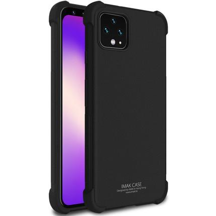 Google Pixel 4/4XL transparent frosted case case