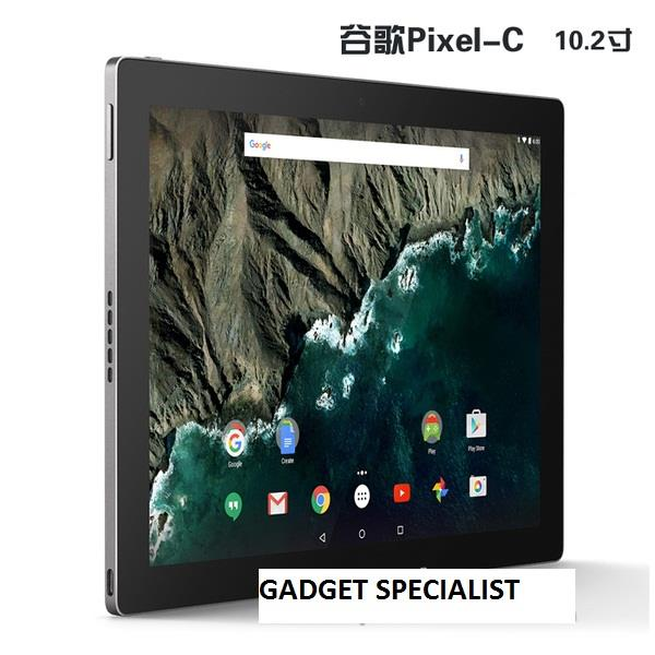 GOOGLE PIXEL C 10.2 INCH CLEAR SCREEN PROTECTOR