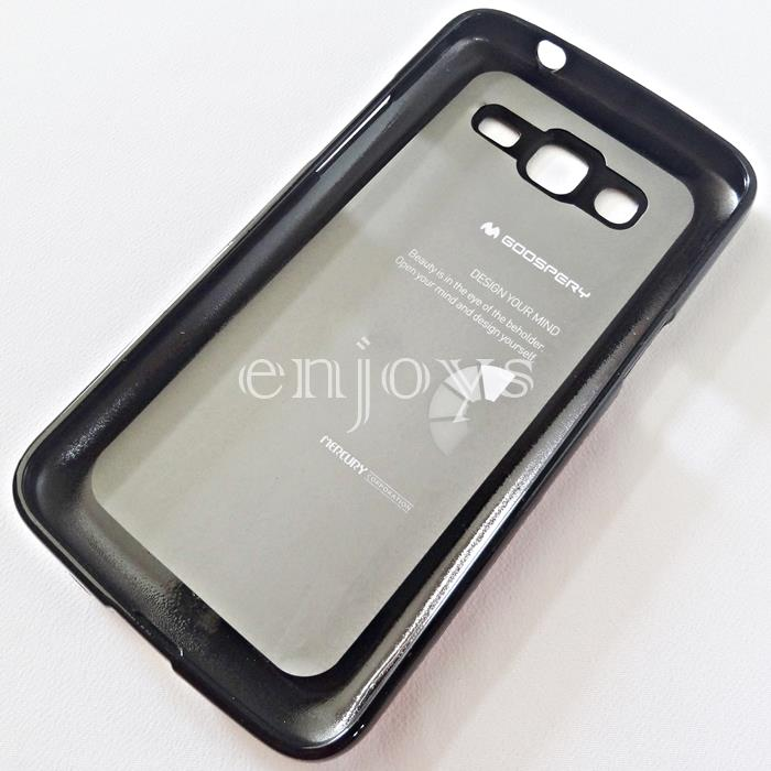 GOOSPERY Pearl Jelly TPU Case Cover Samsung Galaxy Grand 2 G7102 *XPD