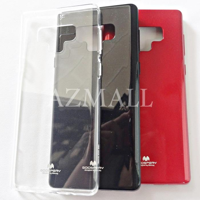 GOOSPERY Pearl Jelly TPU Back Case Cover Samsung Galaxy Note9 Note 9