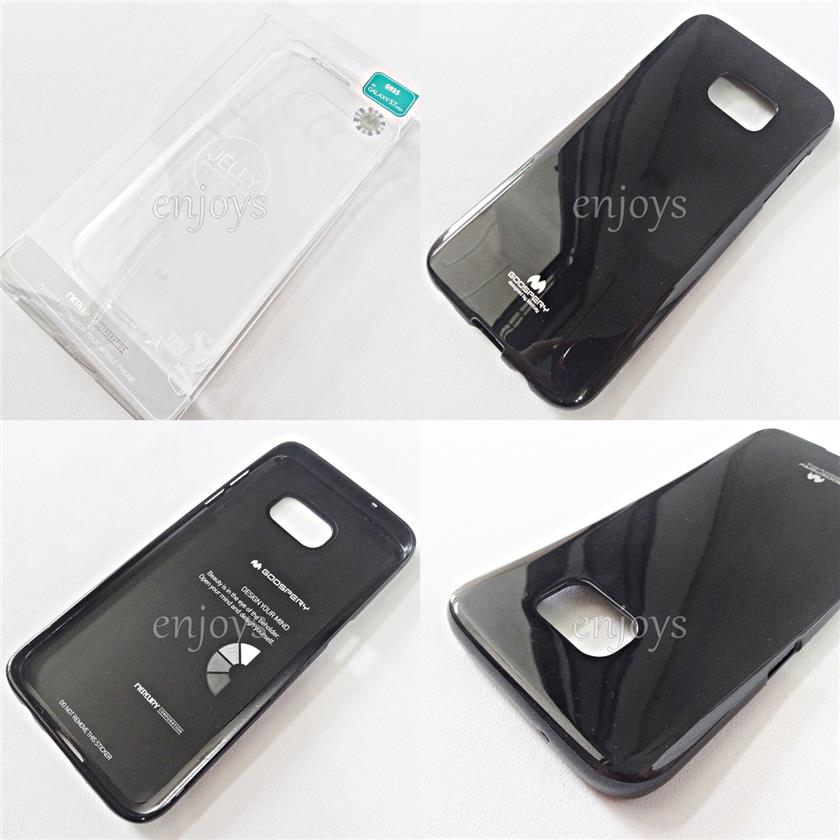 GOOSPERY Pearl Jelly TPU Case Cover Samsung Galaxy S7 Edge / G935FD