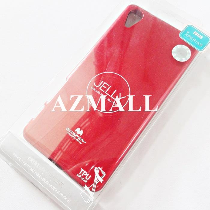 GOOSPERY Pearl Jelly TPU Case Cover Sony Xperia X Performance /F8132
