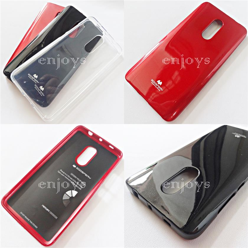 GOOSPERY Pearl Jelly TPU Case Cover Xiaomi Redmi Note 4 4X (5.5) *XPD