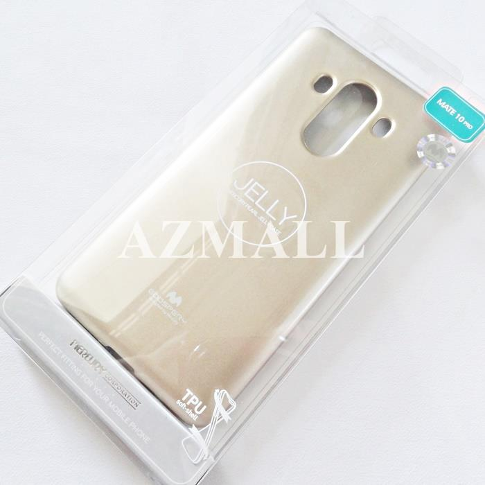 "GOOSPERY Pearl Jelly TPU Back Case Huawei Mate 10 Pro (6.0"") *3 Colors"