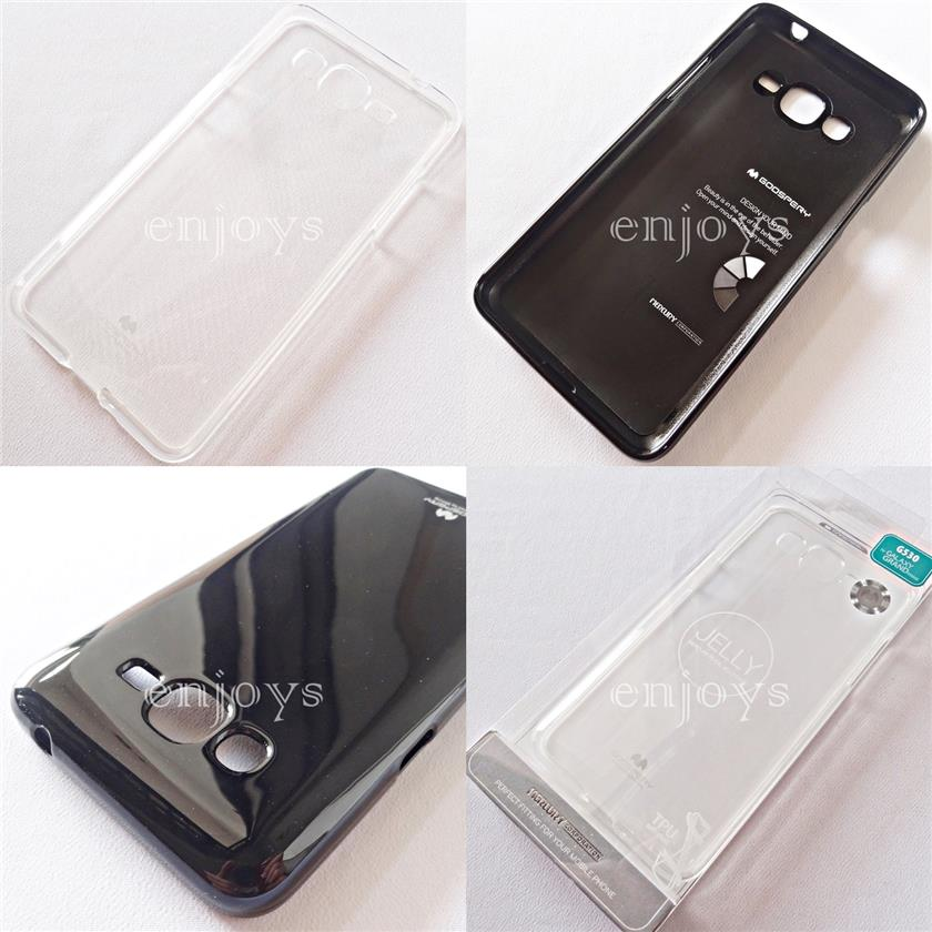 GOOSPERY Pearl Jelly TPU Case Samsung Galaxy Grand Prime G530H *XPD