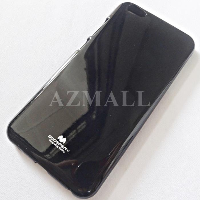 "GOOSPERY Pearl Jelly TPU Back Case Soft Cover Vivo V5 V5s (5.5"") *BLK"
