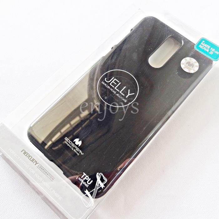 GOOSPERY Pearl Jelly TPU Back Soft Case Cover Huawei Nova 2i (5.9) XPD