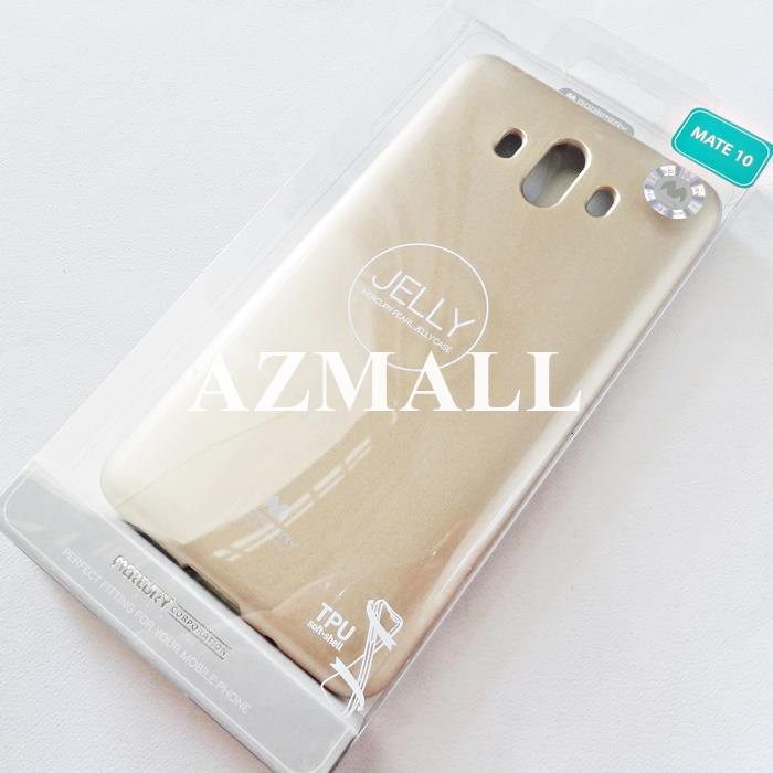 GOOSPERY Pearl Jelly TPU Back Soft Case Huawei Mate 10 (5.9) *4 Colors