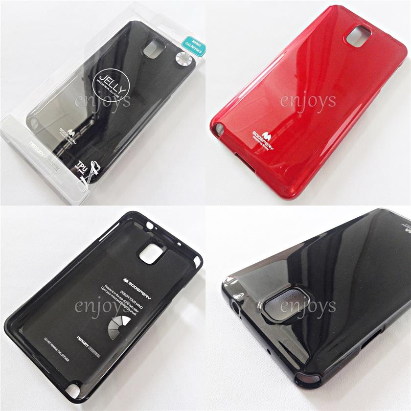 GOOSPERY Pearl Jelly TPU Back Soft Case Samsung Galaxy Note 3 N9005