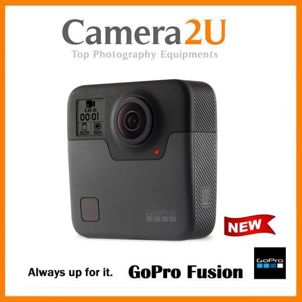 NEW Gopro Fusion Action Camera
