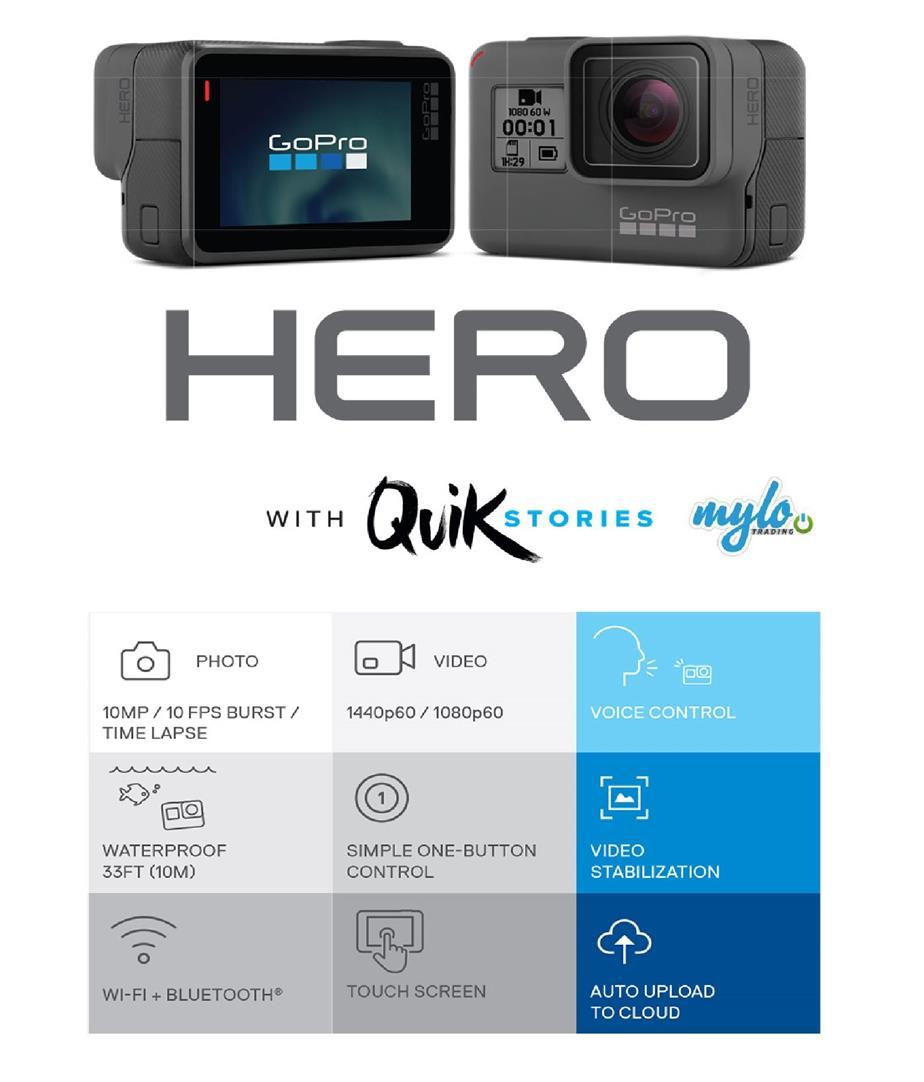 Gopro Hero 2018 Frame Rate | Frameimage.org