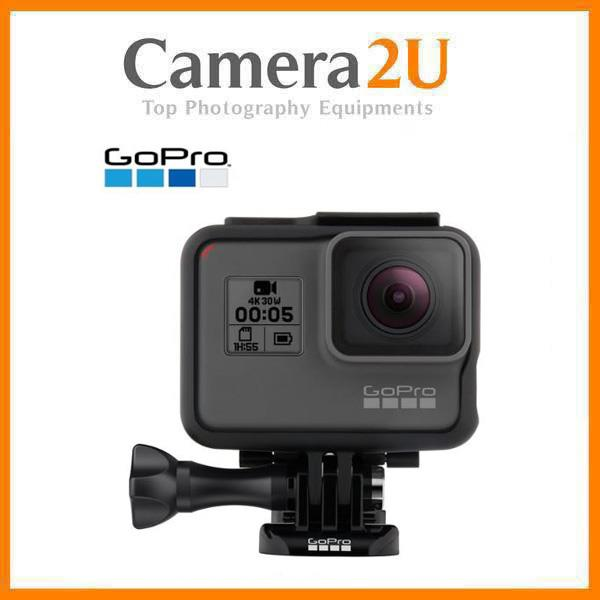 GOPRO HERO 5 WITH 32GB EXTREME CARD