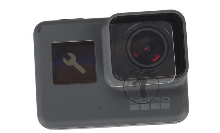 85ac968963e3 GoPro Hero 5/6/7 Temper Glass Protector