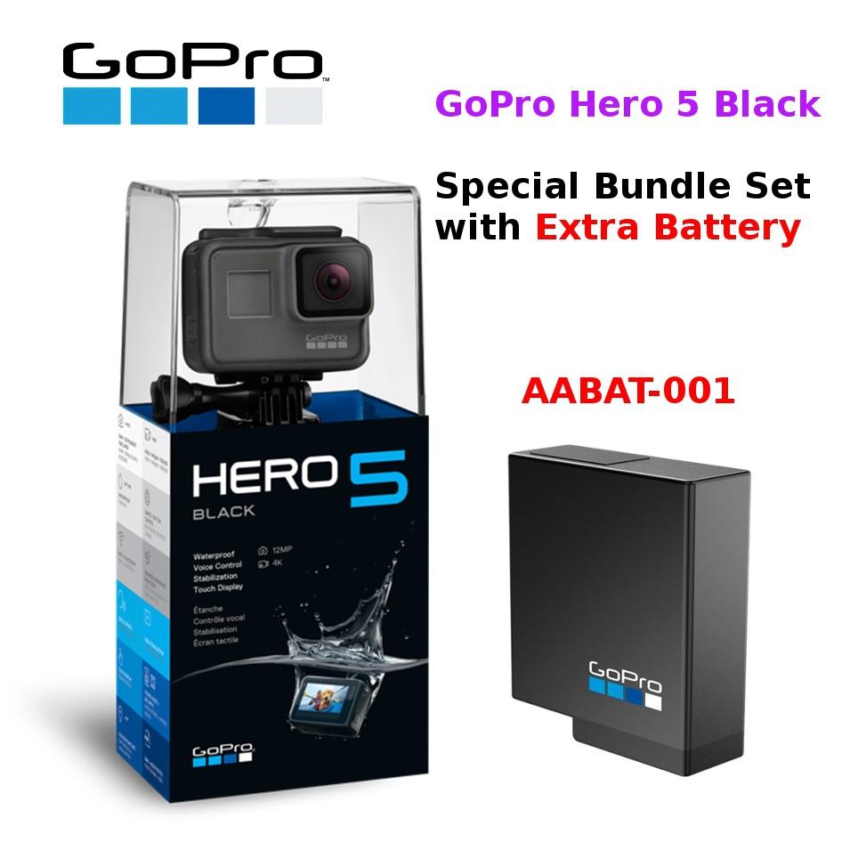 GoPro Hero 5 Black HERO5 Black Wate (end 6 30 2020 11 40 AM) e09eee92ce9f