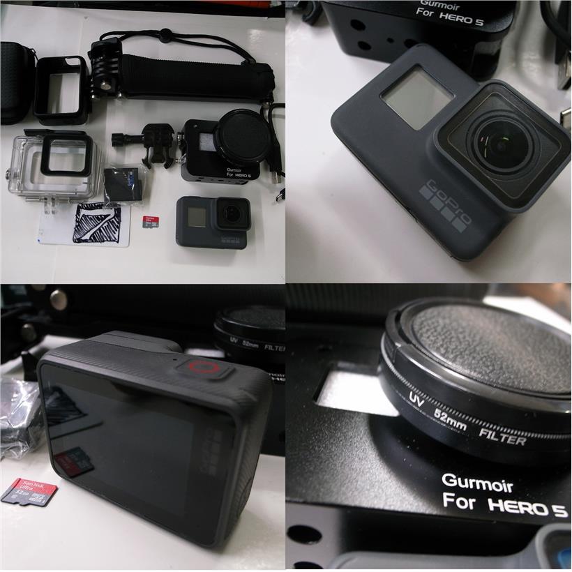 GoPro HERO 5 Black Waterproof Digital Action Camera Rm880