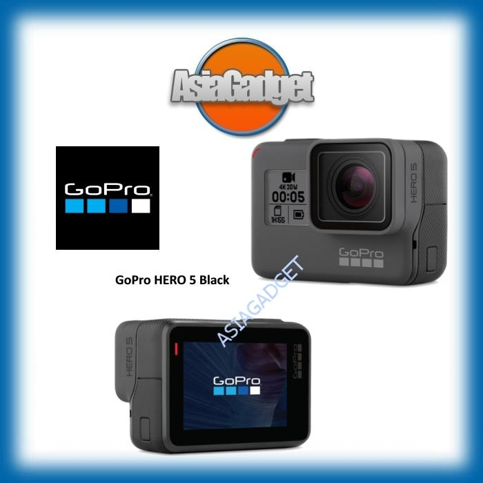 NEW Gopro Hero5 Black Edition (Gopro Warranty)