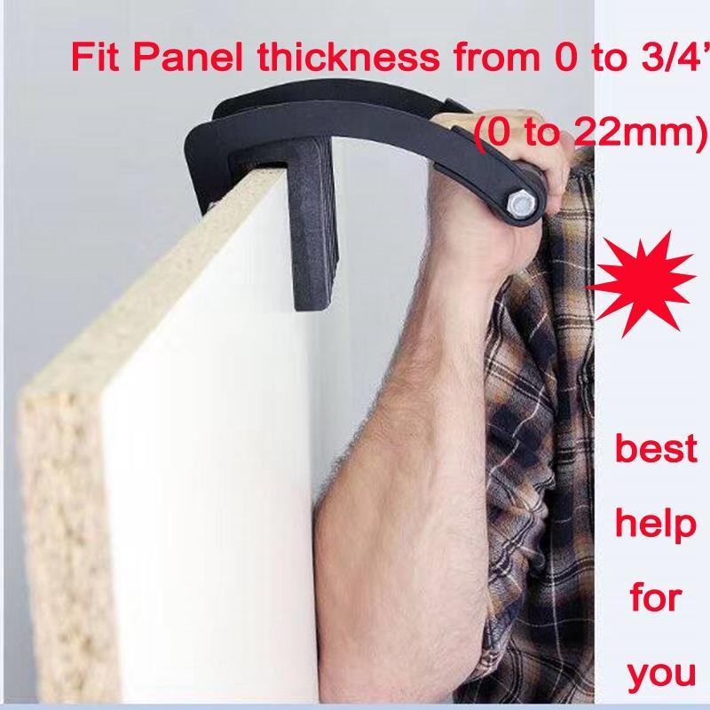 Gorilla Gripper Panel Carrier Plywood Carrier Handy Grip Board Lifter