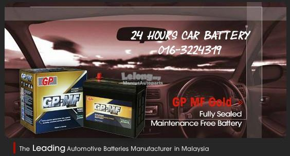 GP MF GOLD N70ZL AUTOMOTIVE CAR BATTERY