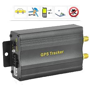 GPS Car Tracker (WGPS-02B).
