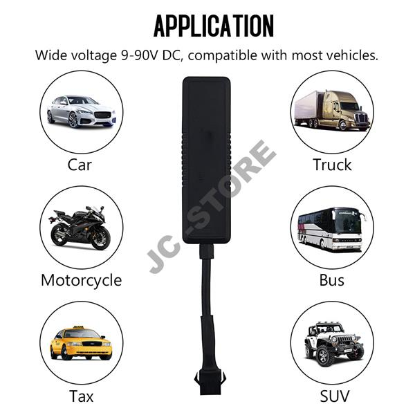 GPS Tracker Positioning System Device Location Tracking GPRS FREE APP