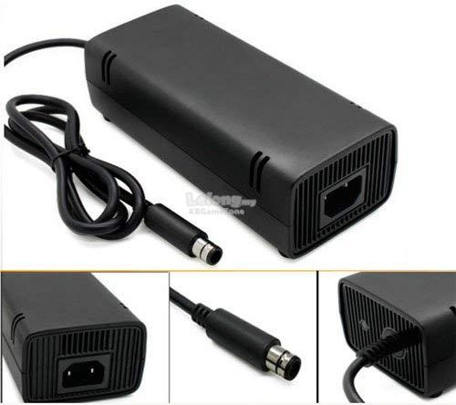 (Grade A) AC Power Adapter for Xbox 360 S and E UK Plug