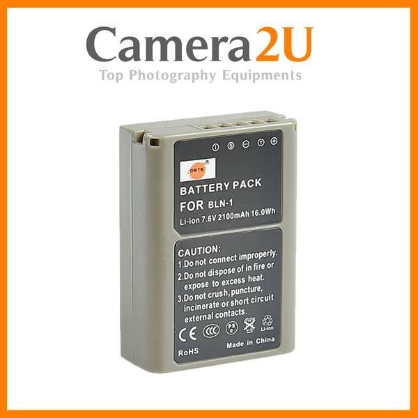 NEW Grade A BLN-1 Battery for Olympus OM-D E-M5 BLN1 OMD EM5
