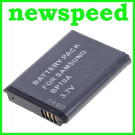 Grade A BP70A Battery for Samsung PL170 PL20 PL200 PL201 PL80 PL81