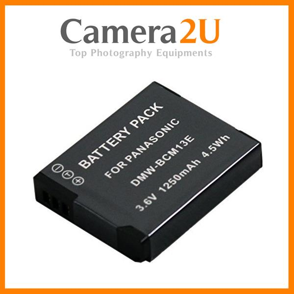 New Grade A DMW-BCM13 Li-Ion Battery for Panasonic TZ40 TZ37 TZ41