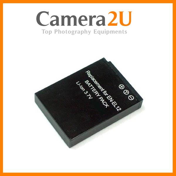 Grade A EN-EL12 Battery for Nikon AW110 P300 P310 P330 S31 ENEL12
