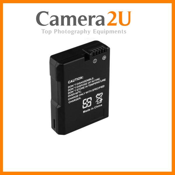 Grade A EN-EL14 Rechargeable Li-Ion Battery for Nikon D3200 ENEL14
