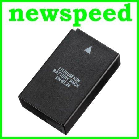 Grade A EN-EL20 Battery for Nikon 1 AW1 J1 J2 J3 S1 Coolpix A ENEL20