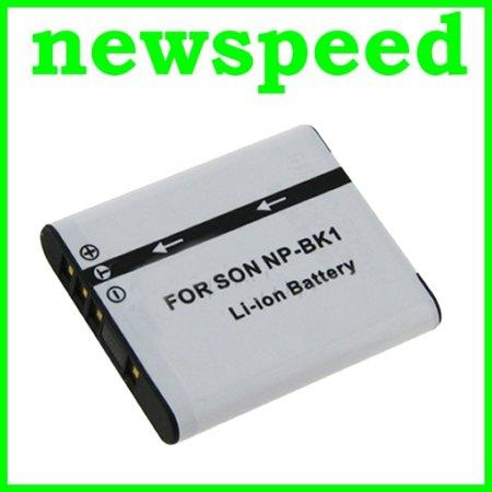 Grade A NP BK1 Li-Ion Battery for Sony S950 S980 W180 W190 W370
