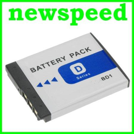 Grade A NP-FD1 BD1 Li-Ion Battery for Sony T90 T200 T300 T500 T900