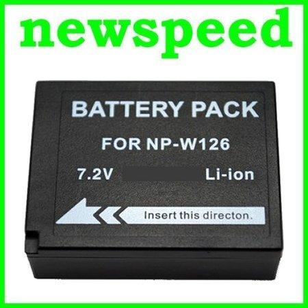 Grade A NP-W126 Li-Ion Battery for Fujifilm XA1 XA2 XA3 XA5 XM1 NPW126