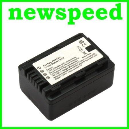 Grade A VW-VBK180 Battery for Panasonic S45 S50 S70 S71 T50