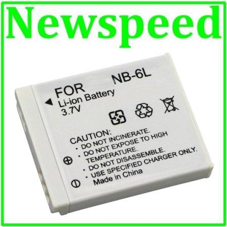 GradeA NB-6L Battery for Canon D20 (end 11 14 2019 6 25 PM) f2dc9fb0d3