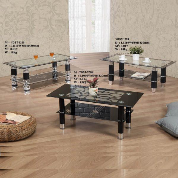 Grand Design Office Glass Coffee Table office YGST-1225 KL