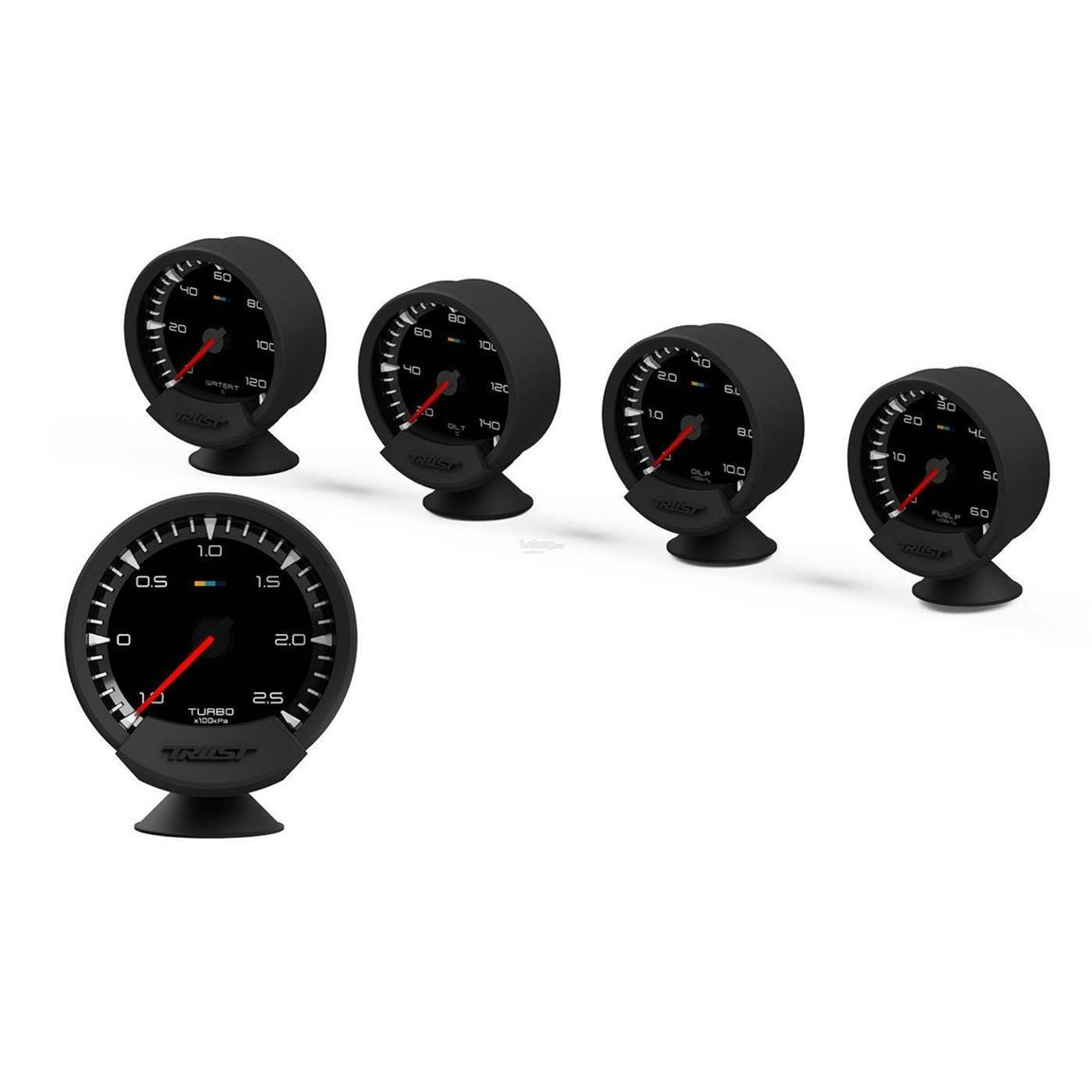 Greddy Sirius Meter 74mm Turbo Boost Gauge