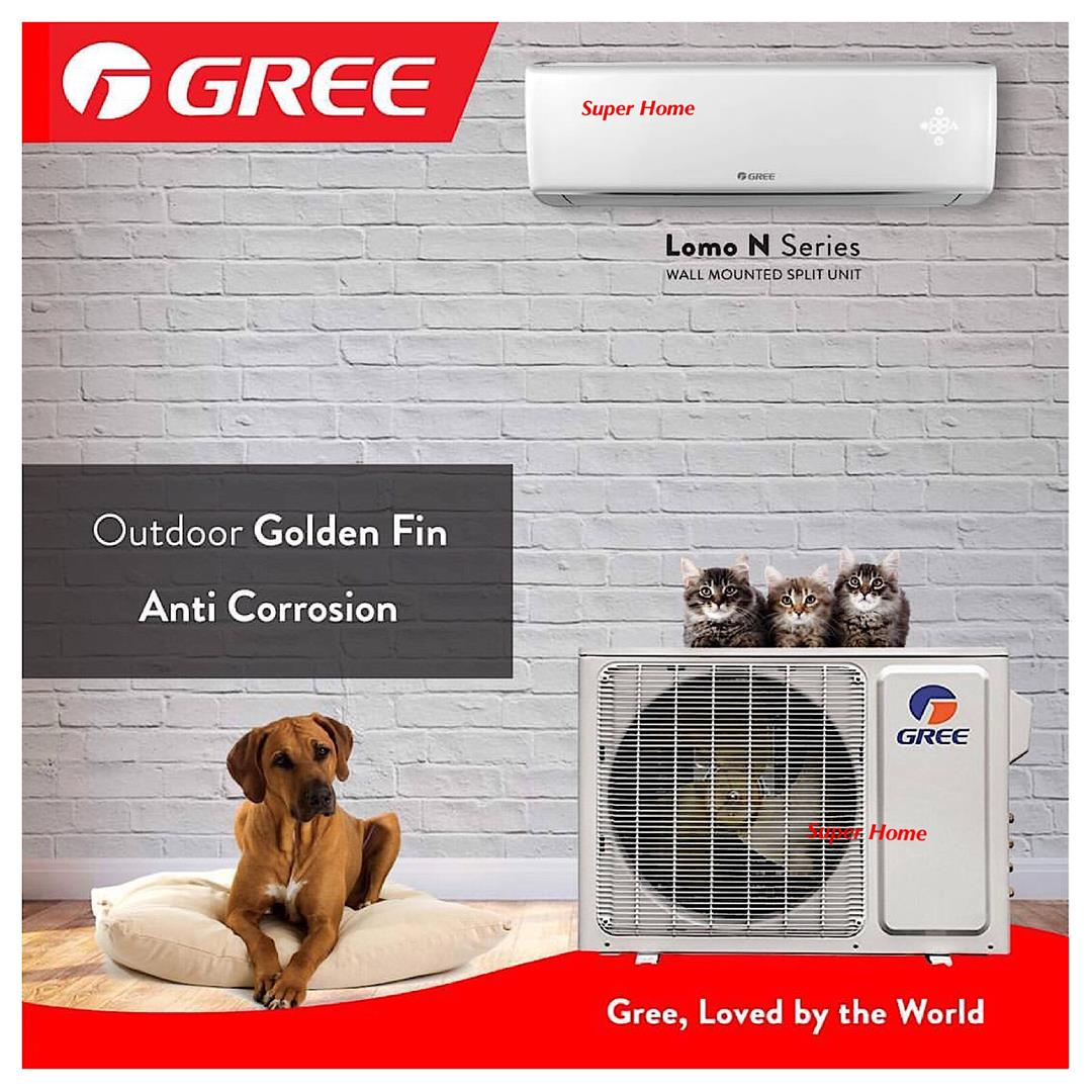 GREE GWC12QC-K3NNA1F 1.5hp Non-Inverter Cold Plasma Air Conditioner
