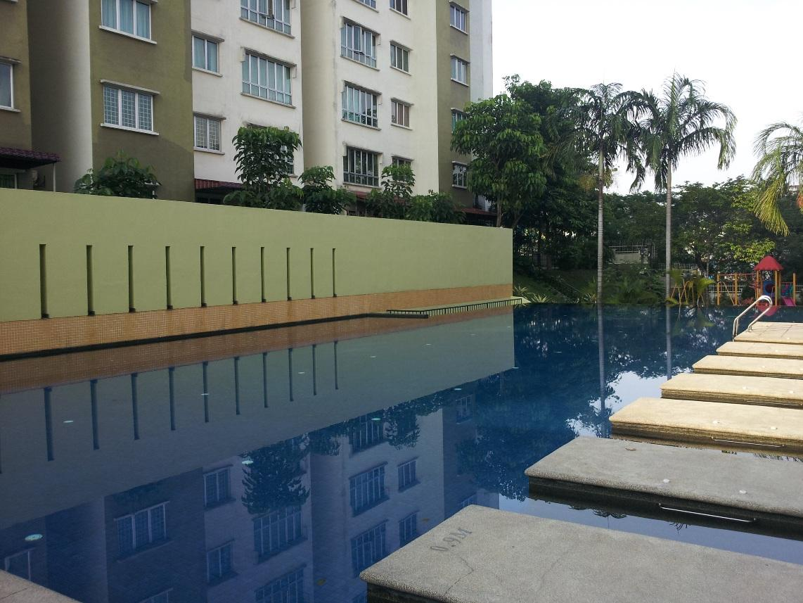 Green Avenue Condo for rent , Bukit Jalil, Walk to LRT Station