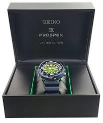 GREEN BABY TUNA Asia Limited Edition Prospex SRPA99K1 1881 PCS
